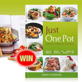 Win a copy of Just One Pot