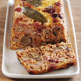 Cranberry Stuffing Loaf