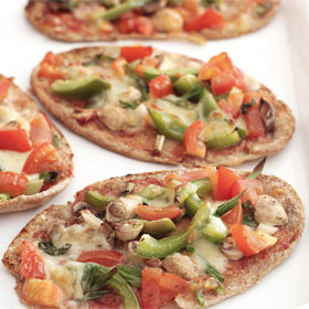 Pitta Pizza