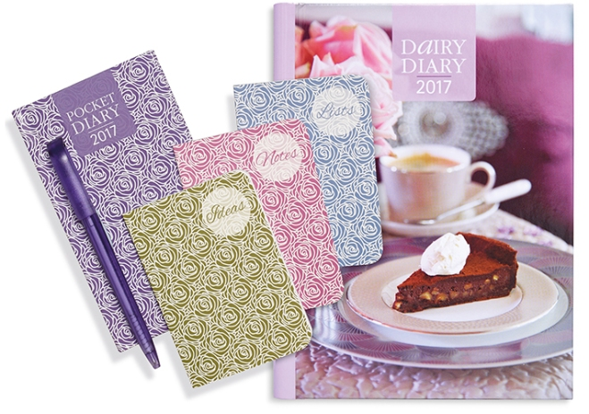 Dairy Diary Sets