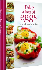 Take a Box of Eggs, Dairy Cookbook