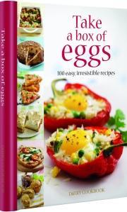 Take a Box of Eggs, Dairy Cookbook
