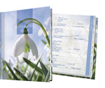 Dairy Diary Address Book