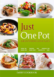 Just One Pot Dairy Cookbook