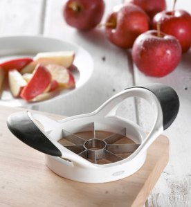 Competition: Win an Apple Corer/Slicer at DairyDiary.co.uk