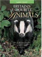 Britain's Favourite Animals from the Dairy Diary