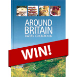 Win a copy of Around Britain Dairy Cookbook