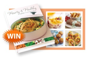 Win Hearty and Healthy Dairy Cookbook