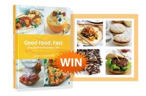 Win Good Food, Fast: Dairy Cookbook