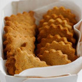 Stilton Savoury Biscuits