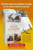 Win an advance copy of The Dairy Book of Home Cookery