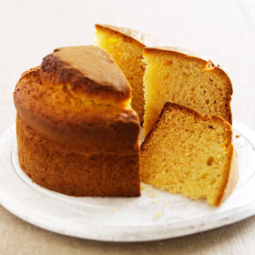 Marmalade Cake from The Dairy Book of Home Cookery, 2012 edition