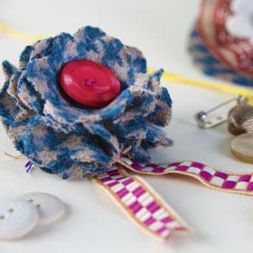 Make an original corsage