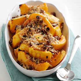 Halloween Pumpkin Gratin from the 2012 Dairy Diary