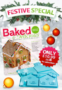Baked & Delicious magazine