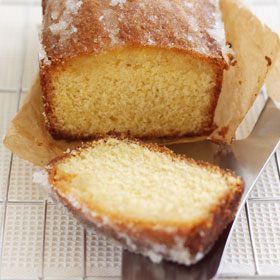 Frost Lemon Top Cake