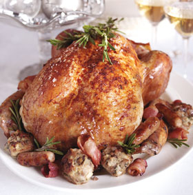 Tradition roast turkey