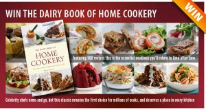 Win a copy of The Dairy Book of Home Cookery