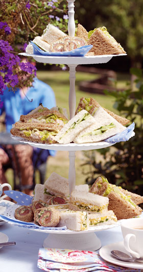 Sumptious Sandwiches