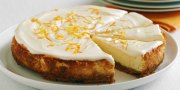 Baked Cream Cheesecake recipe