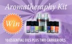 Win an Aromatherapy Kit