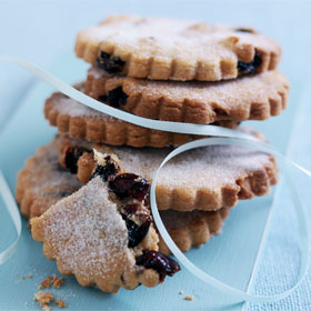 Cherry Biscuits recipe