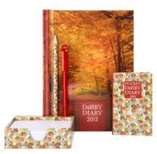 The Dairy Diary Set offers amazing value for money