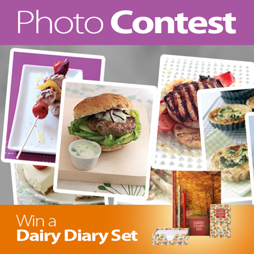 Enter the Dairy Diary photo contest now!