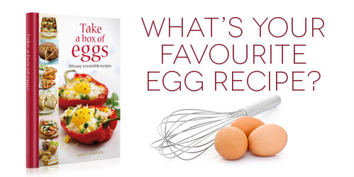 Win a copy of Take a Box of Eggs, Dairy Cookbook