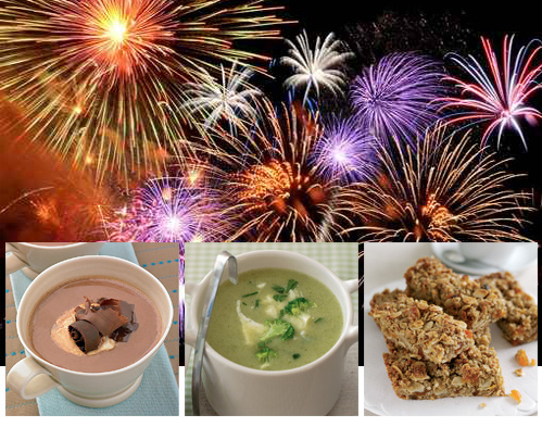 Bonfire Night recipes