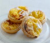 Custard Tarts recipe