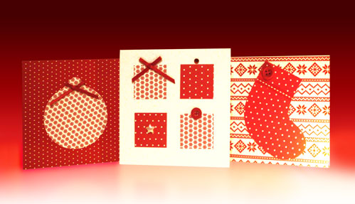 Hand-made Christmas Cards | Christmas crafts