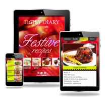 Dairy Diary Favourite Festive Recipes collection