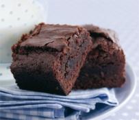 Deep Dark Brownies recipe