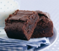 Deep Dark Brownies recipe