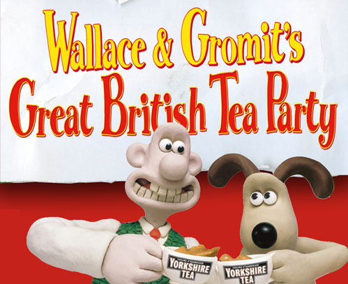 Wallace & Gromit's Great British Tea Party