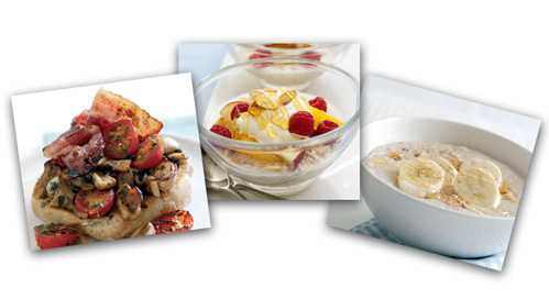 Dairy Diary favourite breakfast dishes