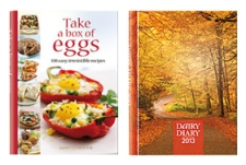 Dairy Diary 2013 | Take A Box Of Eggs
