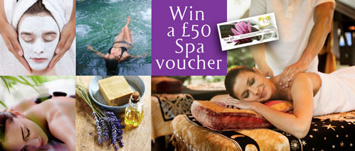 Competition | Win a Spa voucher
