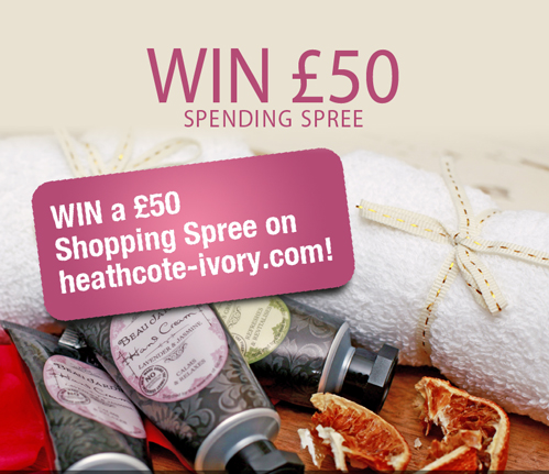 Competition Win a £50 Spending Sp[ree