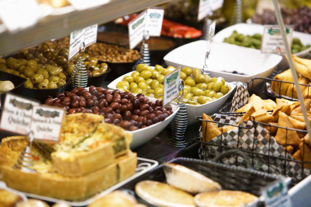 The joy of the deli counter