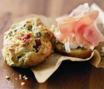 Parma-Ham,-Spinach-and-Basil-Muffins