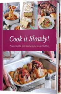 Cook it Slowly! cookbook
