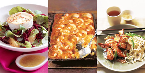 Recipes from Clever One Pot cookbook