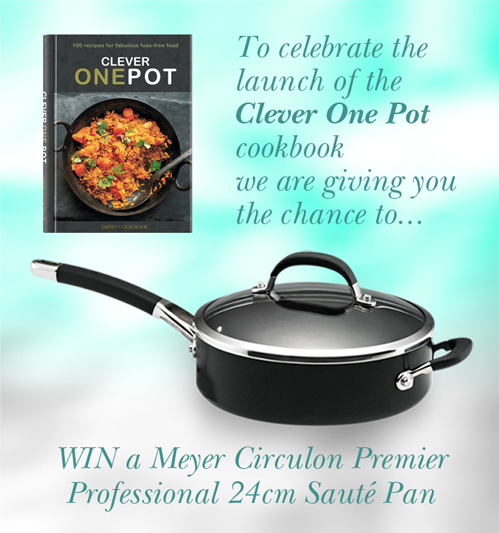 Win a Circulon Sauté Pan
