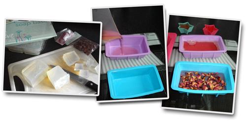 Handmade-Soaps-preparation