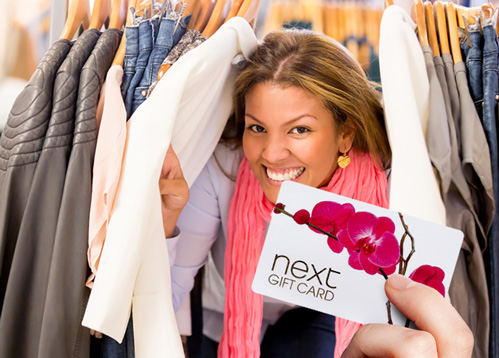 Competition   Win a £50 Next Gift Card