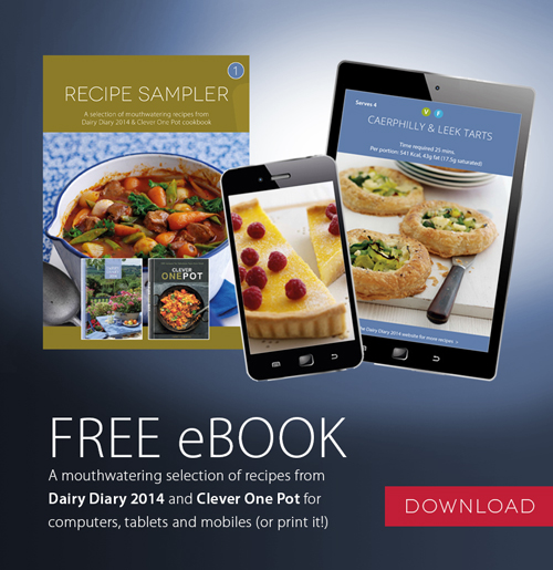 Free Recipe Sampler eBook
