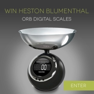 Win Heston Blumenthal Digital Scales