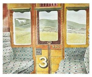 Eric ravilious train